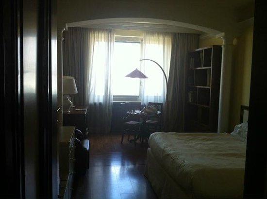 Atahotel Executive: camera con ampio salotto