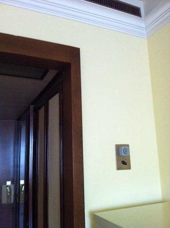 Atahotel Executive: termostato un pò datato