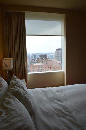 Sofitel Chicago Magnificent Mile: vue Suite 36 eme etage