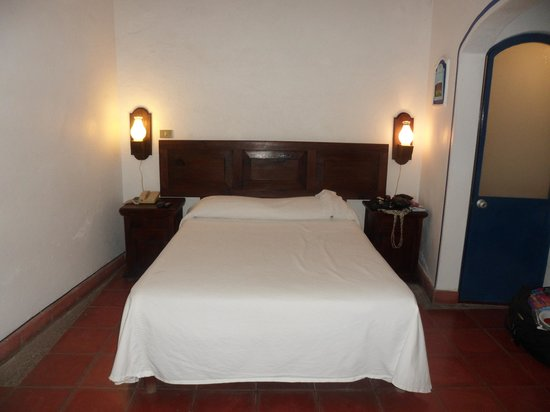Posada Del Cafeto: Bedroom