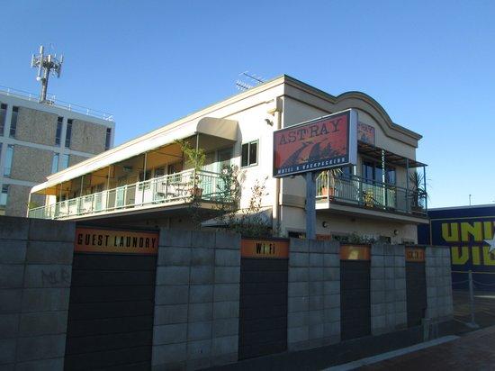 Astray Motel: ホテル外観