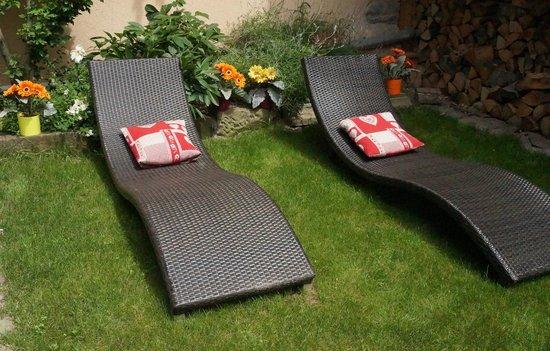 Gite Alsacien : Bains de Soleil