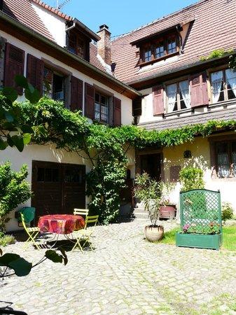 Gite Alsacien : Le Gîte est au coeur d'une des régions les plus ensoleillées de France...