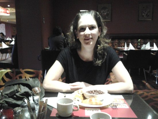 RIN Grand Hotel: la boeme restaurant breakfast