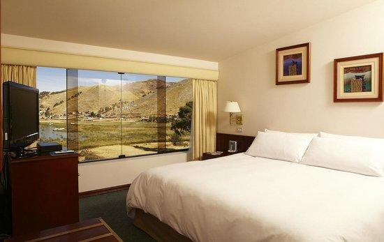 Libertador Lake Titicaca: Room