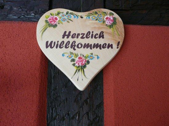 Gite Alsacien : Va où ton Coeur te porte...