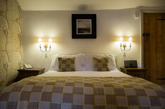 The Rose & Crown: Superior Double Room