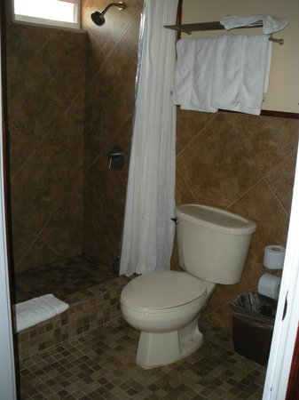Island Magic Beach Resort: your bathroom with the bad odor
