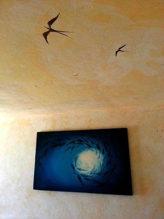 Casa Blat Ha: Arte en habitaciones