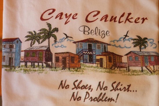 "Island Magic Beach Resort: the is the 'MOTTO"" in Caye Caulker"