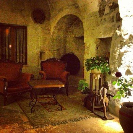 Chelebi Cave House: Hotel