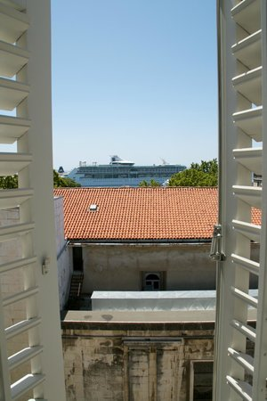 La Porta Luxury Rooms : View from Room5