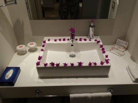 Sensimar Andiz by Barut Hotels: Room on arrival