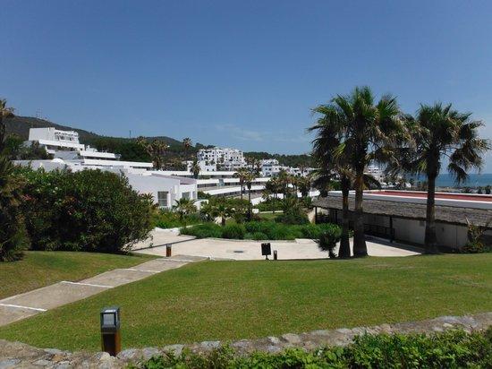 Club Med Yasmina : vue du village coté Altaïr