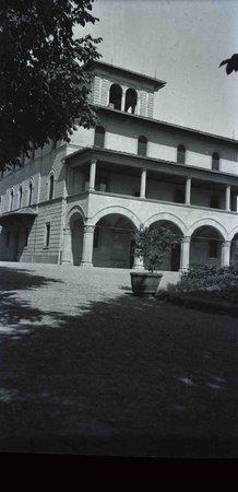Villa Montarioso : Montarioso main villa in 1920-30