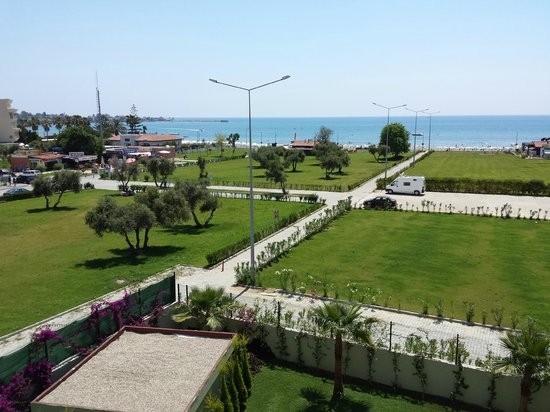 Sensimar Andiz by Barut Hotels: View from our balcony towards the sea