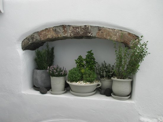 Iconic Santorini, a boutique cave hotel : Aesthetic Touch Around the Hotel