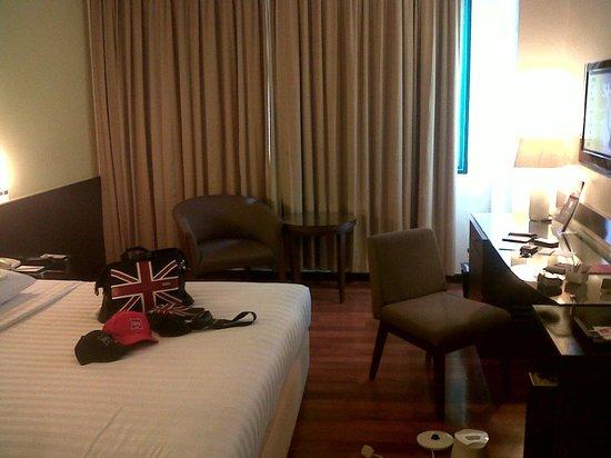 Hotel Ibis Yogyakarta Malioboro: room