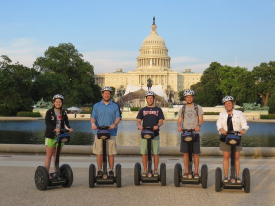 Bike and Roll DC: DC by Segway