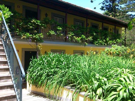 Casa Velha do Palheiro : Garden wing
