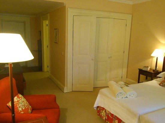Casa Velha do Palheiro : Standard room in the garden wing