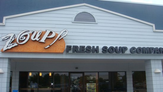 Zoup! Fresh Soup Co