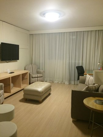 HB HotelsAlphavilleSequóia: Sala