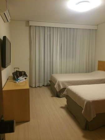 HB HotelsAlphavilleSequóia: Quarto