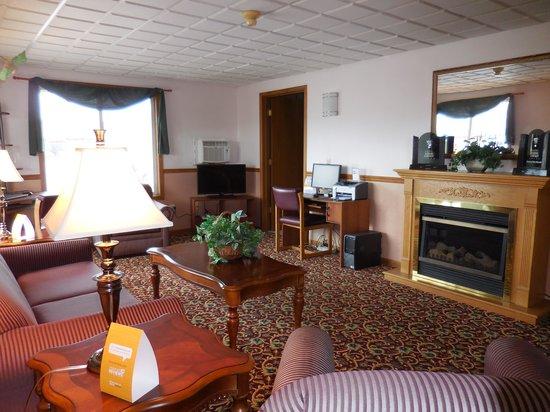 Econo Lodge: Buisness Center two