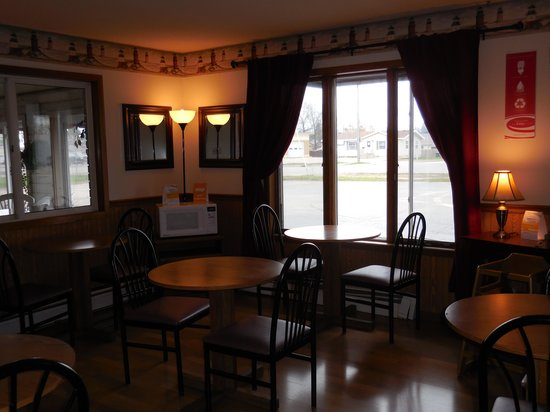 Econo Lodge: Breakfast Room/ Meeting Room