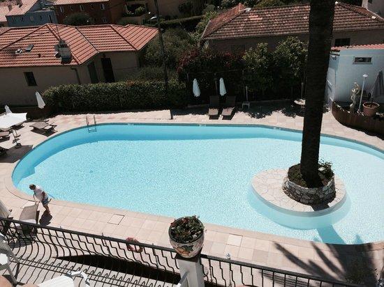 Hotel & Spa la Villa Cap Ferrat : Pool