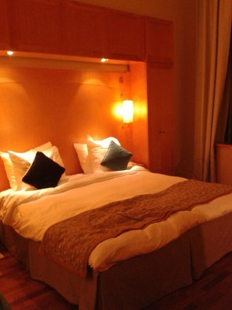 Crowne Plaza Hotel Brussels - Le Palace: notre chambre