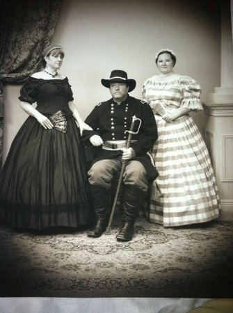 Victorian Photography Studio: End results
