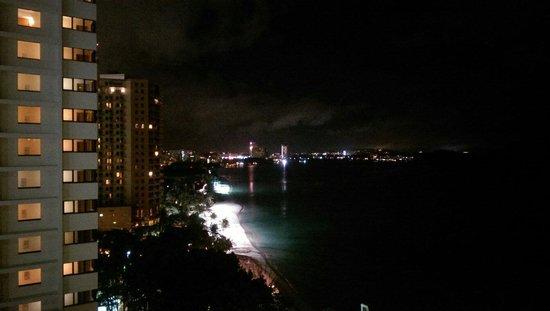 Guam Reef & Olive Spa Resort: Nice view from 7 floor.