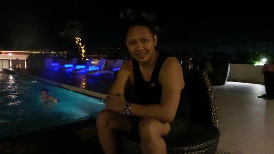 Atanaya Hotel: kolam renang