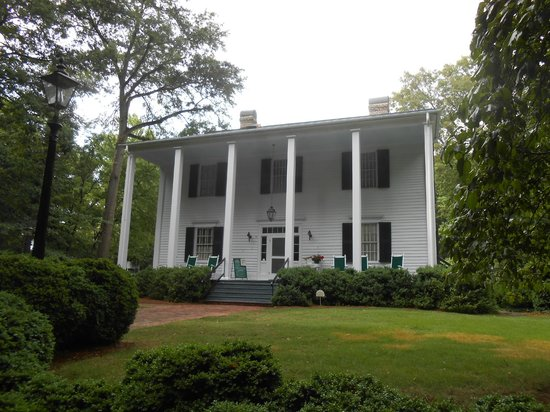 ‪Archibald Smith Plantation Home‬