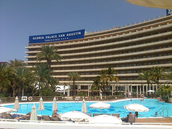 Gloria Palace San Agustín Thalasso & Hotel: vista hotel