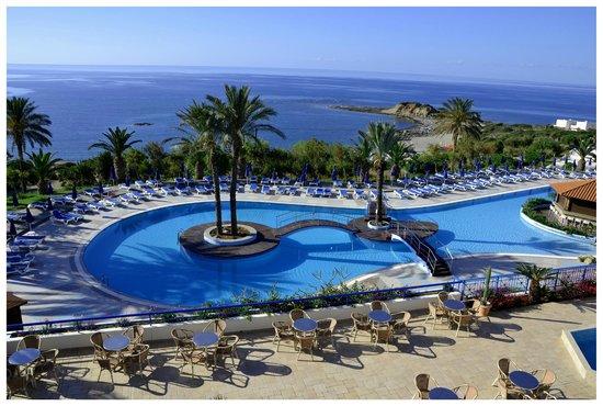 Rodos Princess Beach Hotel : Piscine principale