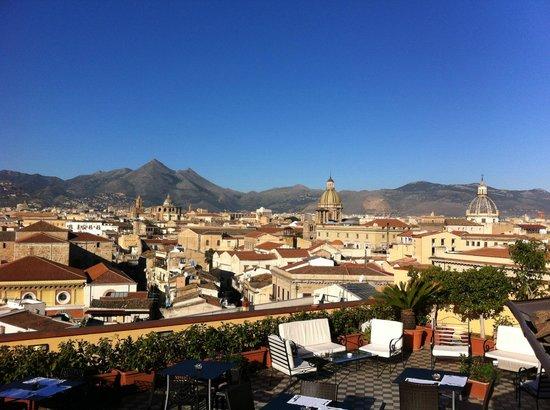 Abatellis Luxury: Amazing view of Palermo!