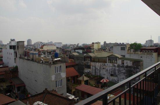 Essence Hanoi Hotel & Spa: Essence suite view