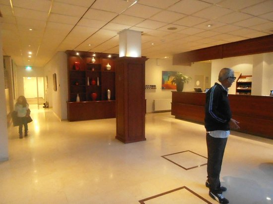 NH Capelle: Reception of Hotel