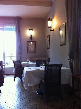 Hotel Villa Navarre : Salle de restaurant