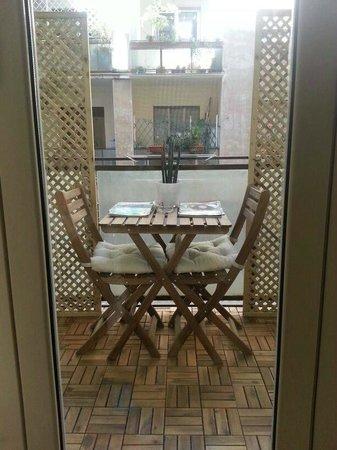 Residenza Il Duca : Terraza interior