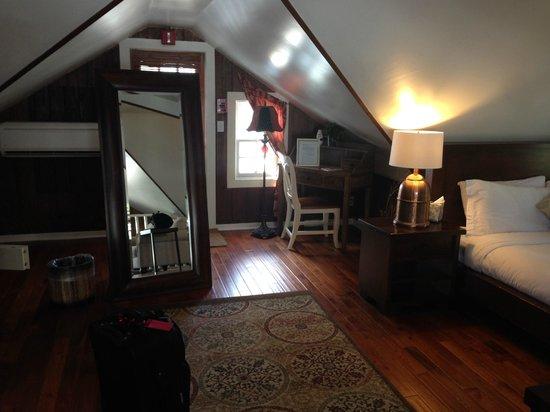 Key West Harbor Inn: Puerto Rico Room