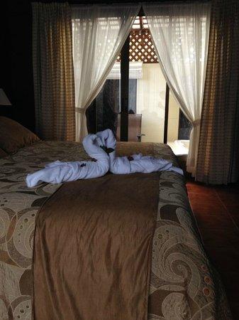 Hotel El Silencio del Campo: Room done daily