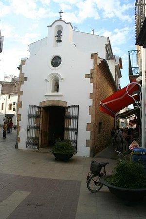 Chapel of mare de Deu Del Socors, Tossa de Mar