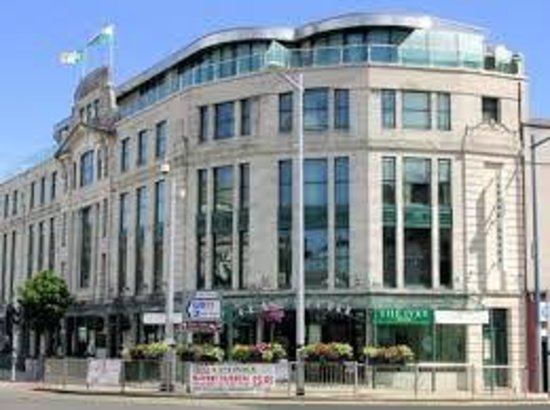 The Grand Hotel Swansea: outside view