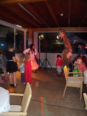 Plazamar Serenity Resort: Kids mini disco