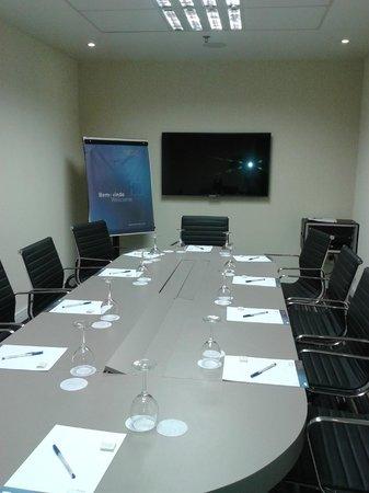 Novotel Salvador Hangar Aero : Sala de reunião