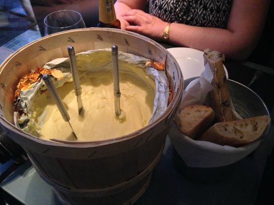 Arzabal Retiro: Bread & butter